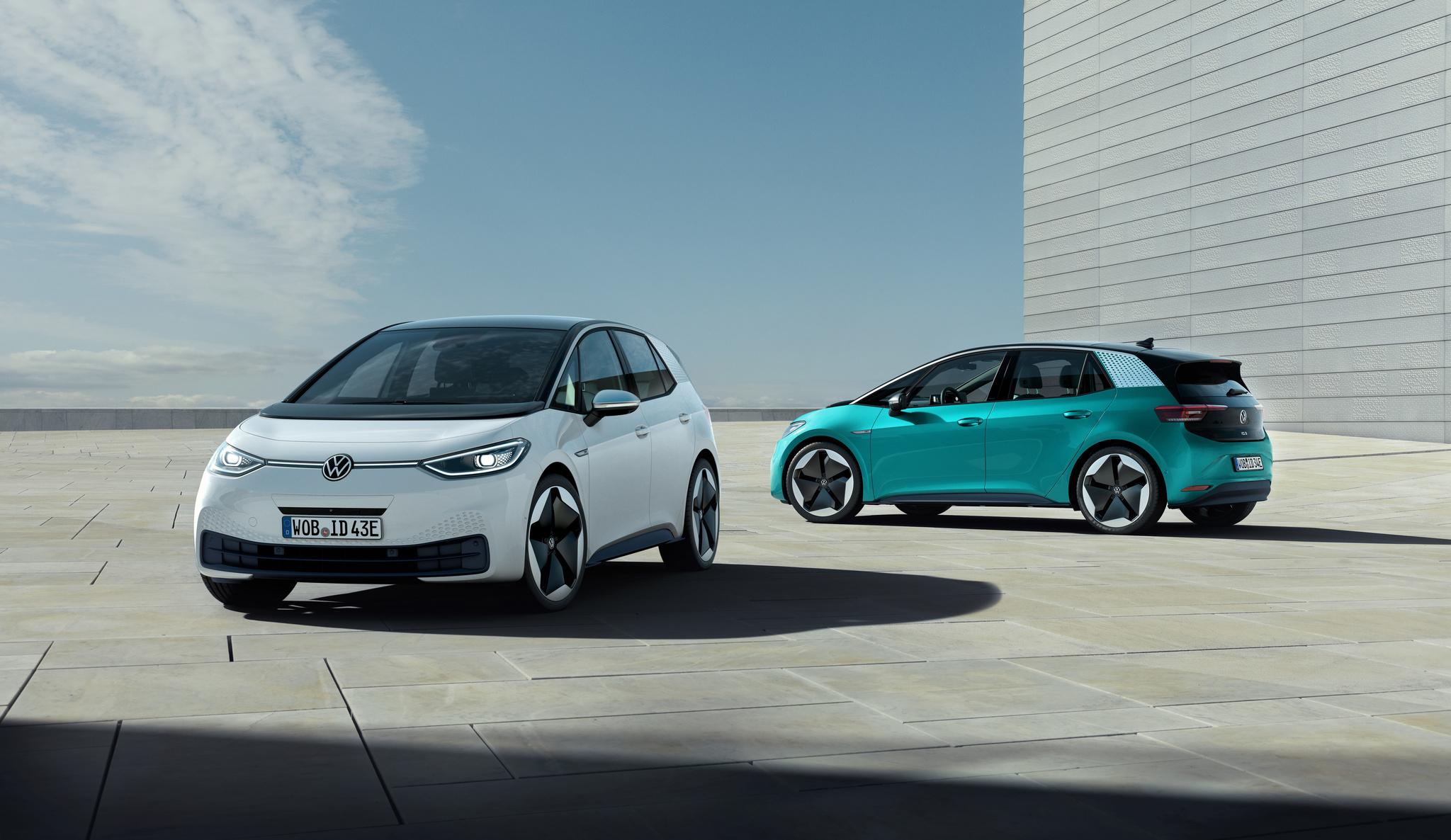 Photo of Volkswagen ID.3 en verimli araç seçildi