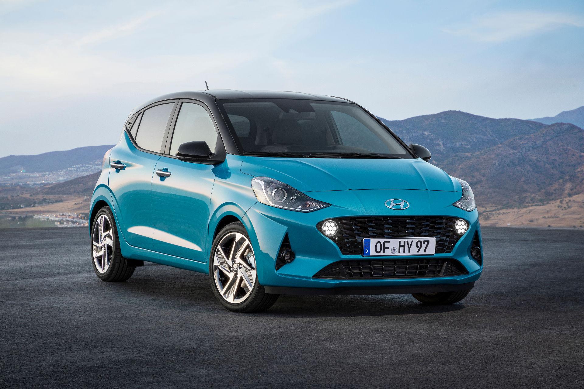 Photo of Yeni Hyundai i10 enerjik tasarımıyla duyuruldu