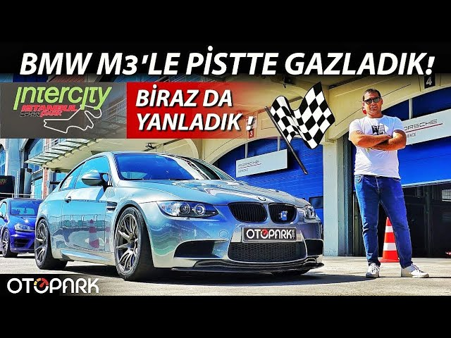Photo of BMW E92 M3 ile pistte Gazladık! | Son atmosferik! | TEST