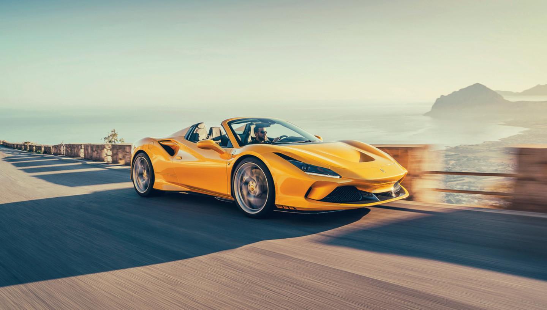 Photo of Ferrari, F8 Spider ve 812 GTS'i görücüye çıkardı