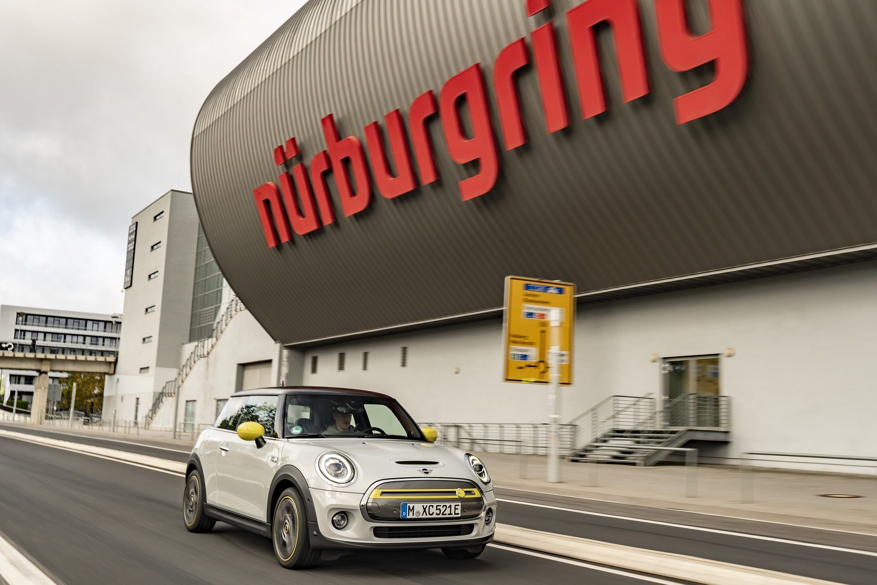 Photo of MINI Electric'den dikkat çeken Nürburgring rekoru