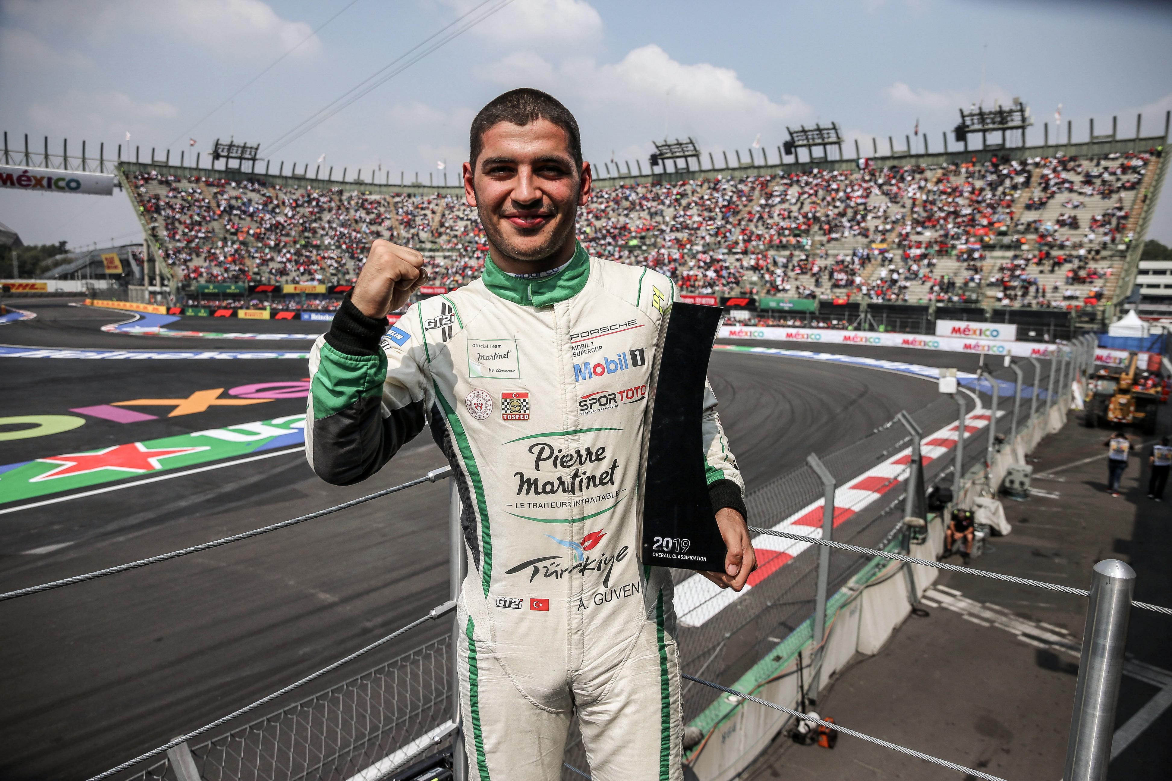 Photo of Ayhancan Güven'den bir şampiyonluk daha