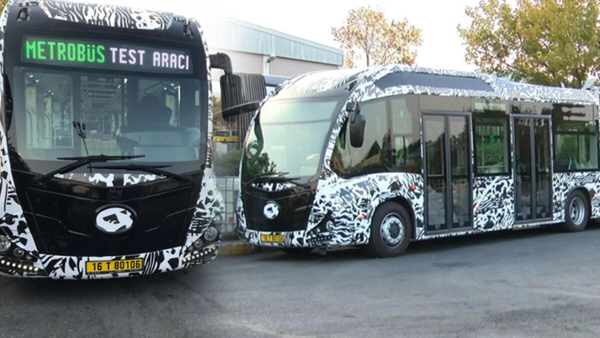 Photo of Yeni nesil metrobüs test edilmeye başlandı