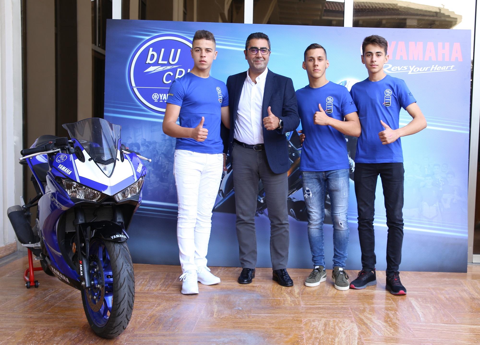 Photo of Kenan Sofuoğlu ve Yamaha, pistlere 3 yeni yetenek kazandırdı