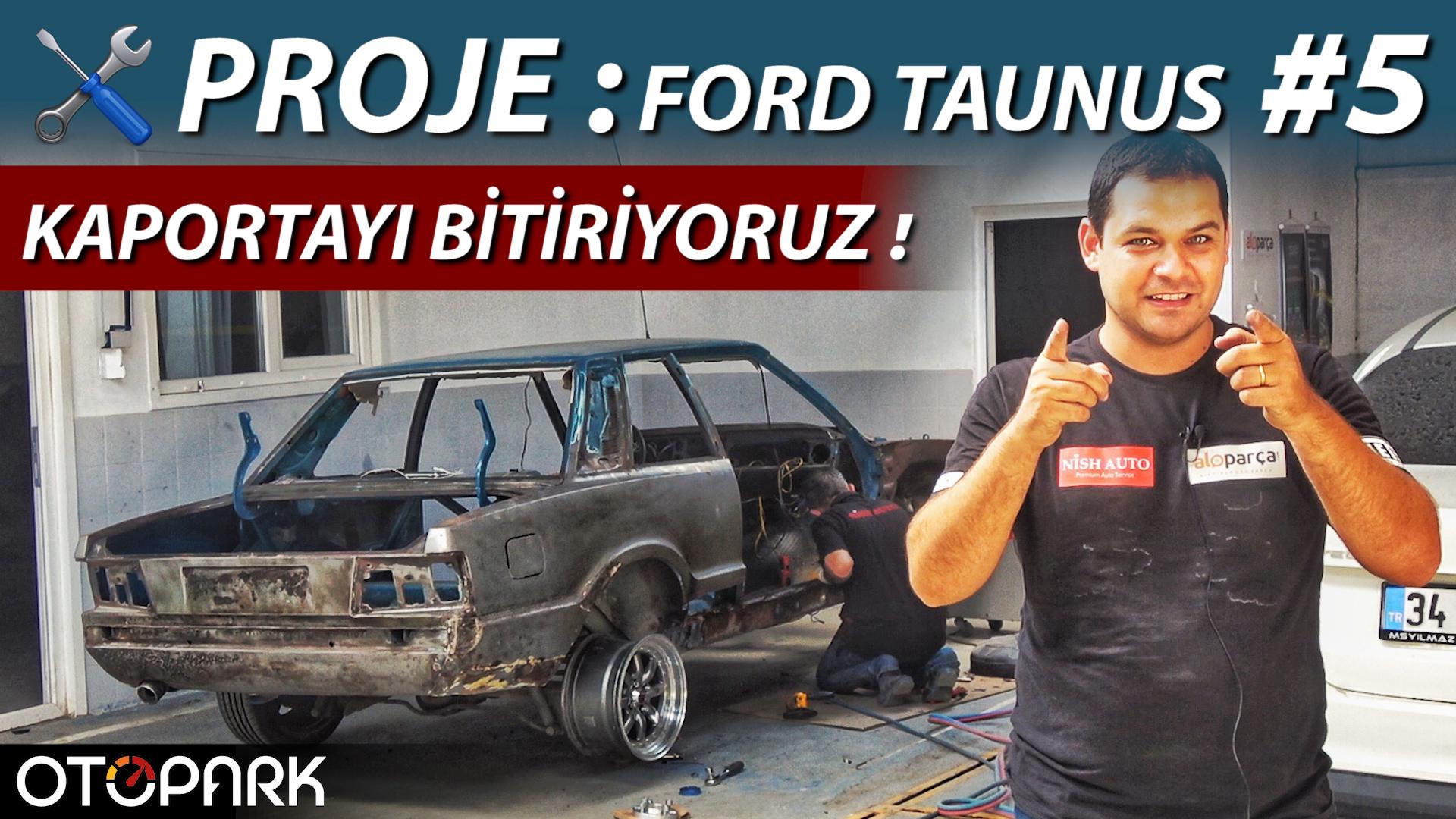 Photo of Proje: Ford Taunus | Bölüm #5 | Kaporta BİTTİ !