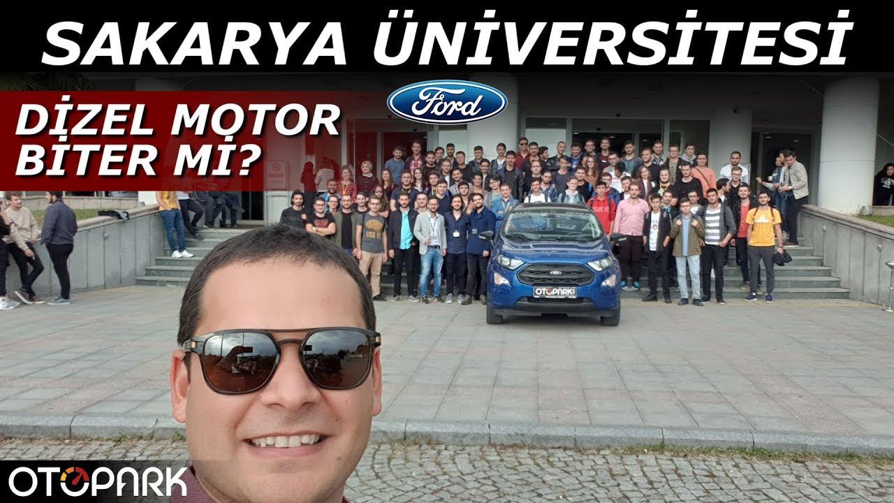 Photo of Dizel Motor piyasadan kalkar mı? | Karbon Fiber Jant | Sakarya Üniversitesi | Söyleşi