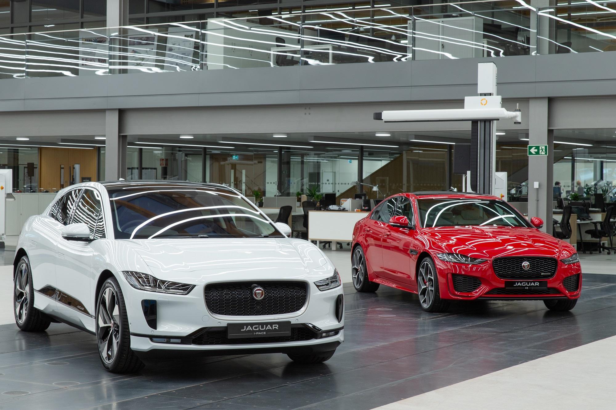 Photo of Jaguar, yeni tasarım stüdyosunun kapılarını açtı