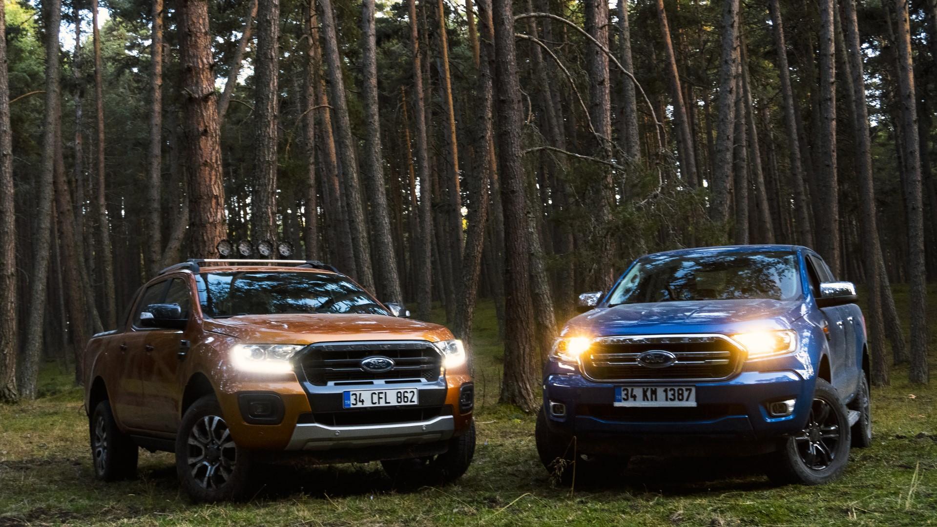 Photo of Yeni Ford Ranger ve Raptor ile sınırlara meydan okuyor
