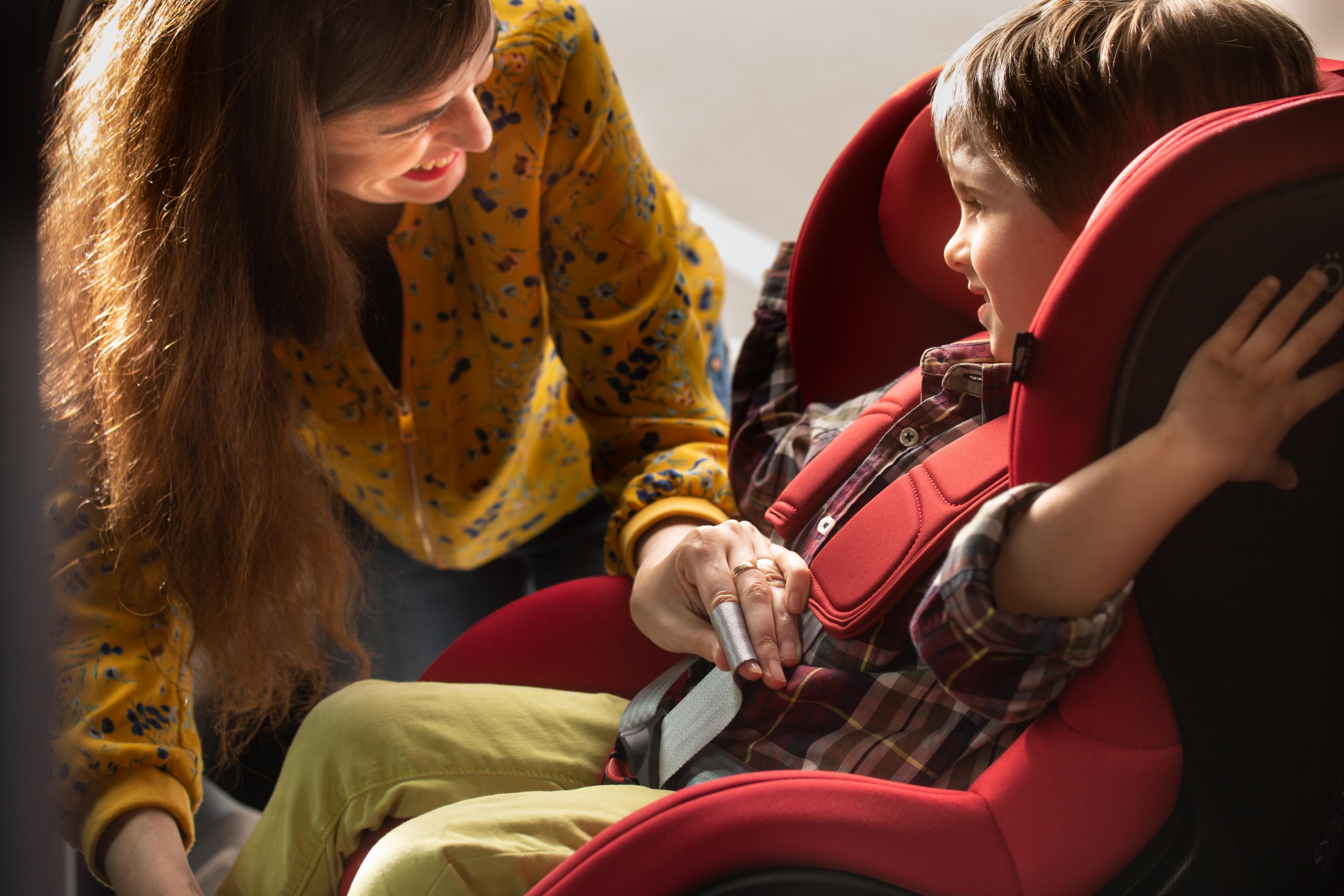 Photo of Çocukların otomobilde güvenli seyahat etmeleri için 10 altın kural
