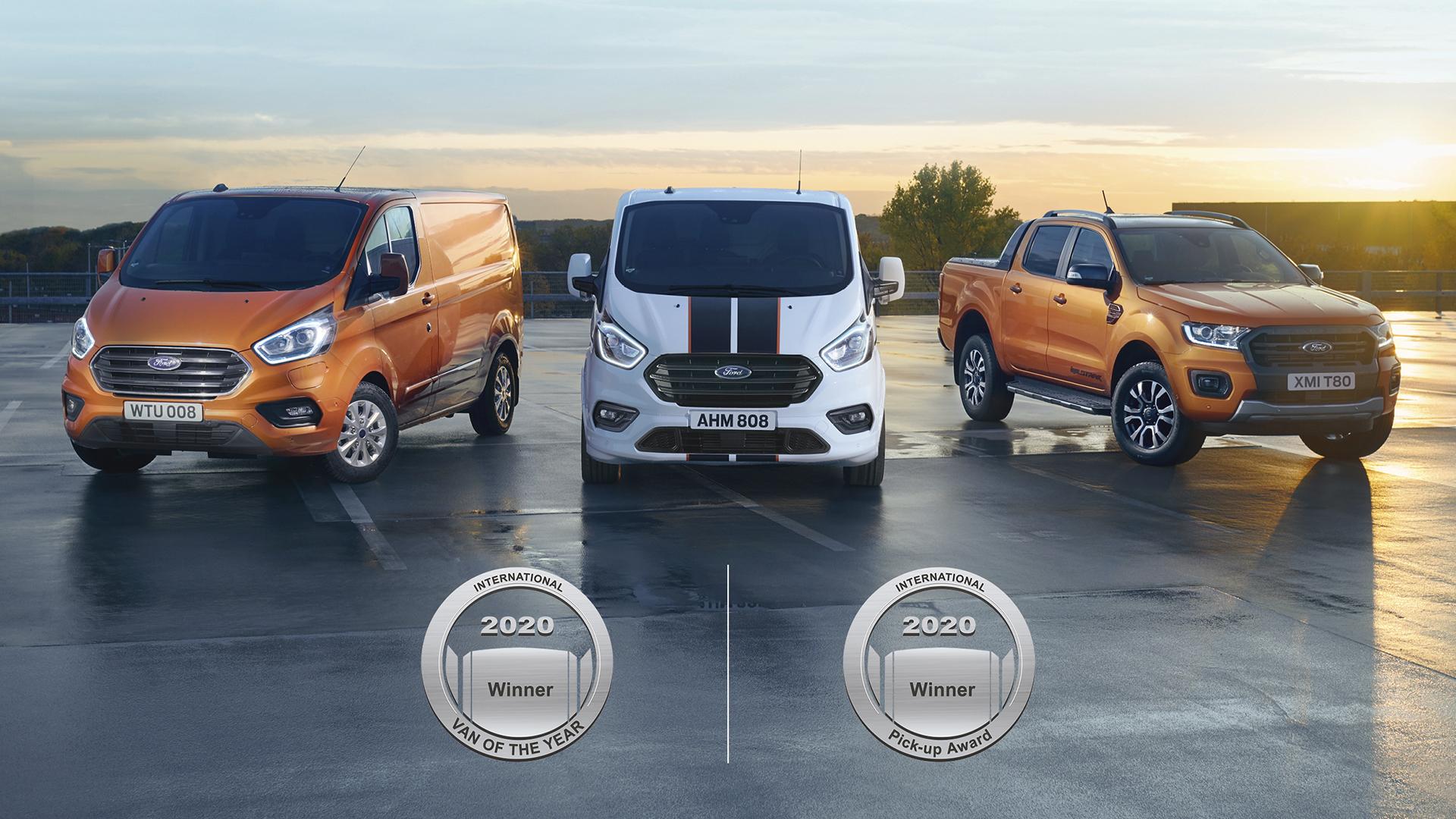 Photo of 2020 Uluslararası Yılın Ticari Aracı ve Pick-up'ı belli oldu
