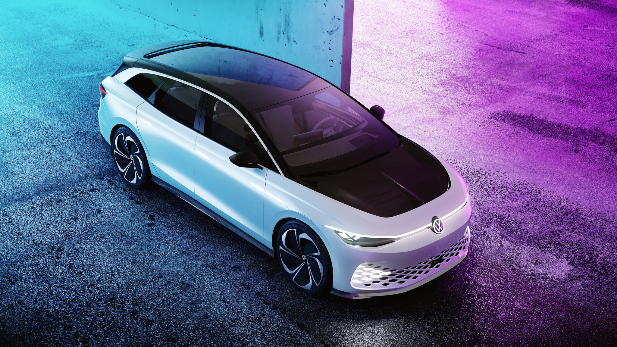 Photo of Volkswagen ailesinin en son üyesi: ID. SPACE VIZZION