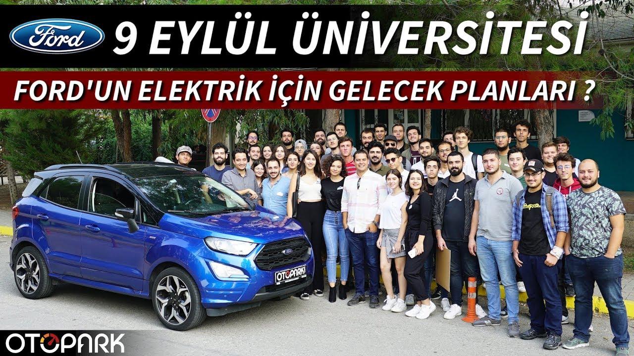 Photo of Ford'un elektrik için gelecek planları neler? | İzmir 9 Eylül Üniversitesi