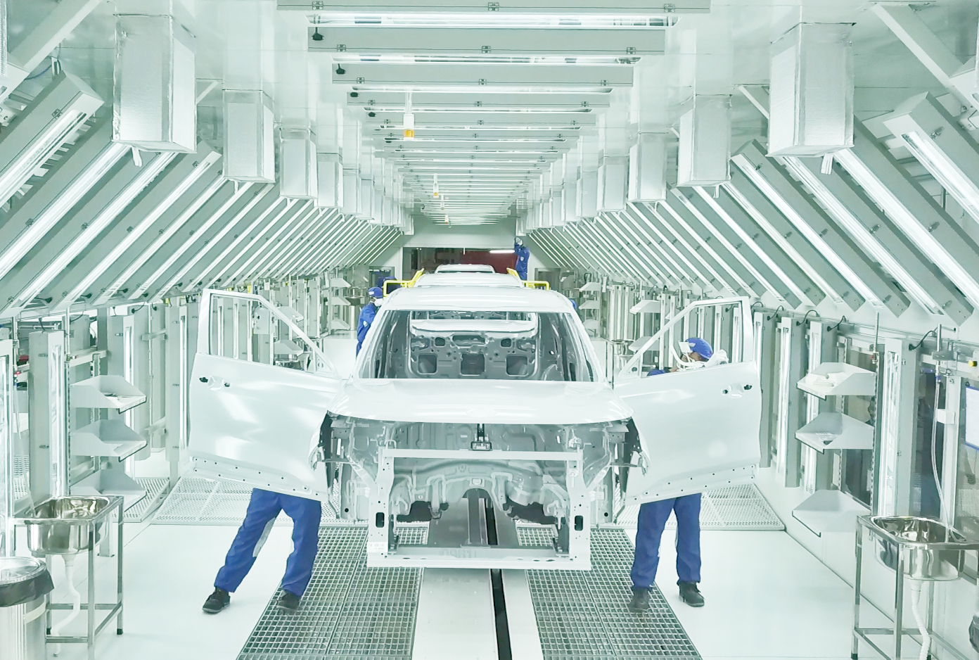 Photo of KIA, üçüncü üretim merkezini Hindistan'da açtı