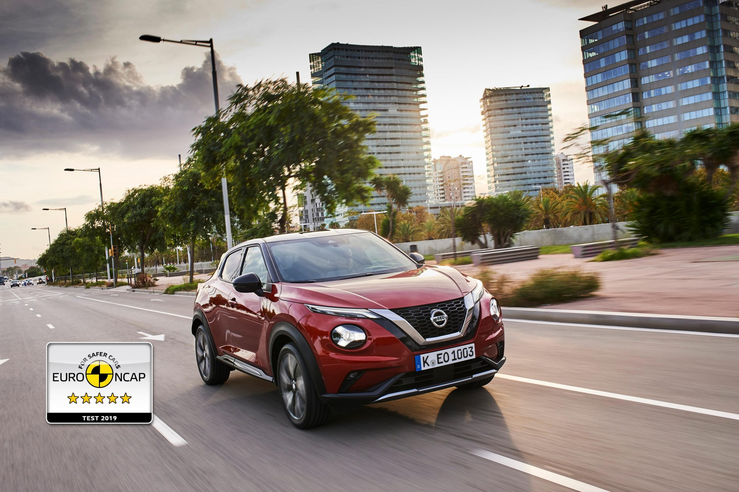 Photo of Yeni NISSAN JUKE, Euro NCAP'den tam not aldı