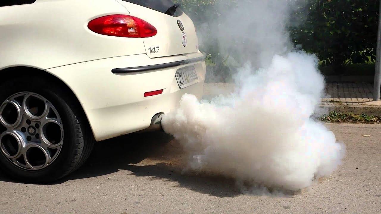 Photo of Egzozdan çıkan beyaz duman tehlike sinyali olabilir