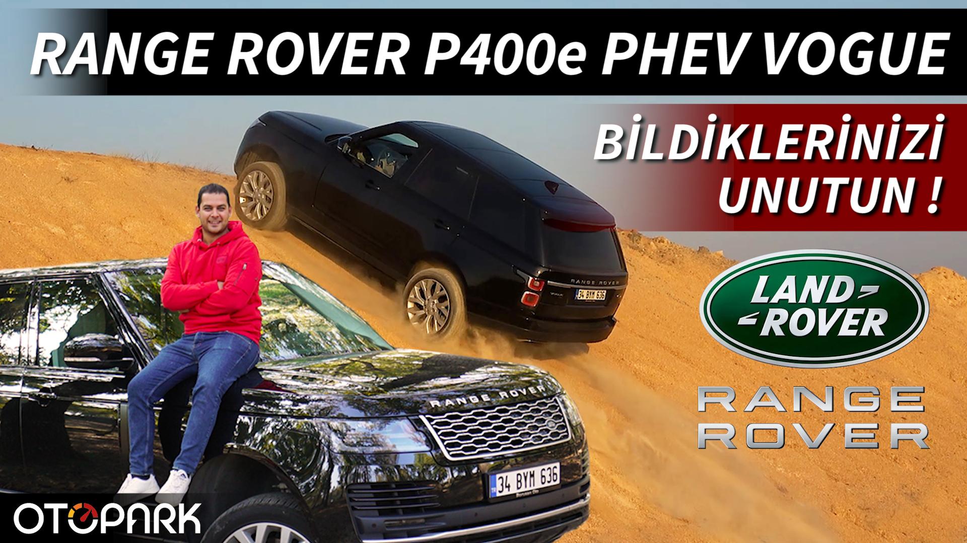 Photo of Range Rover P400e | Arazide nasıl ? | TEST