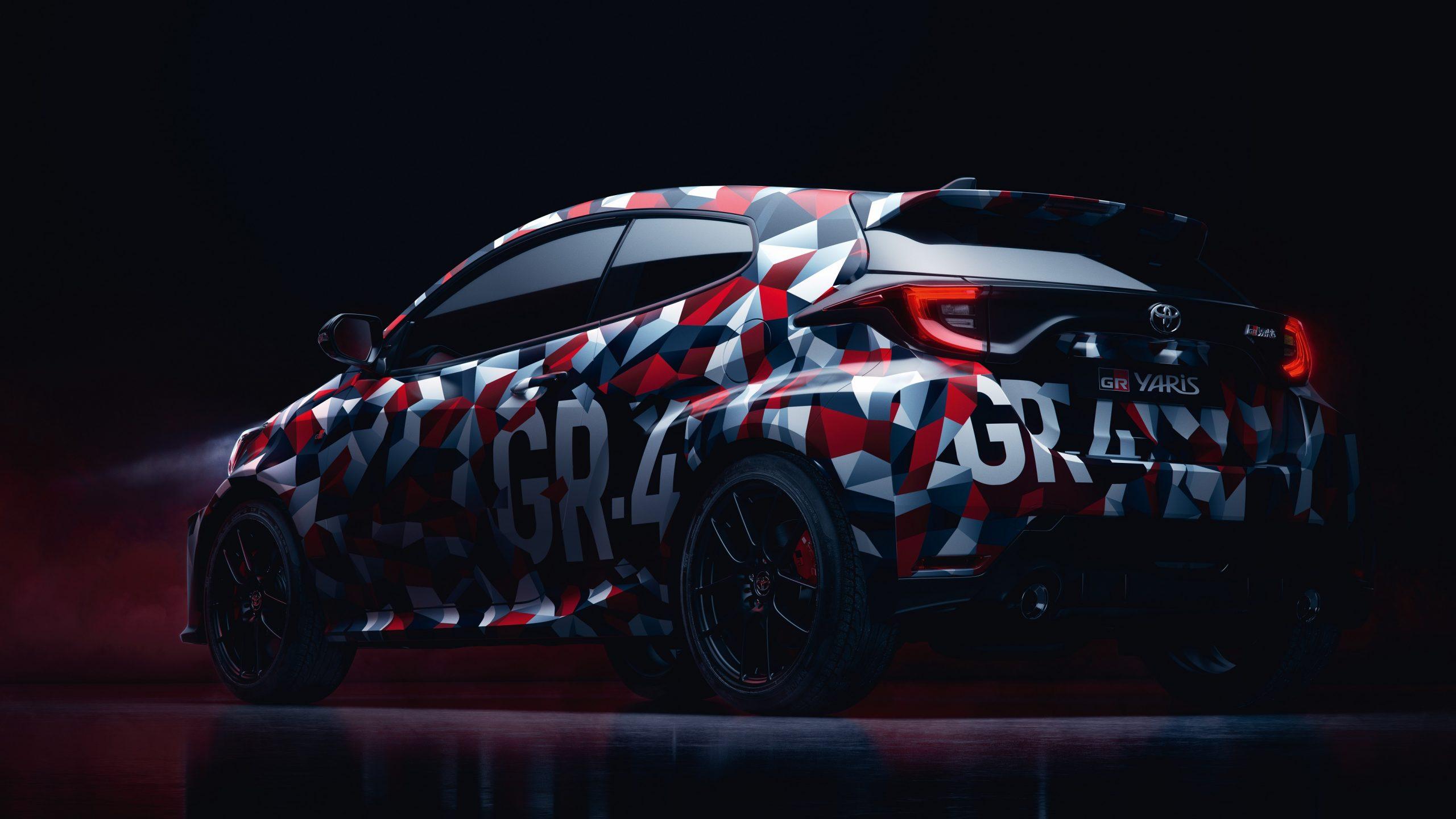 Photo of Safkan spor otomobili Toyota GR Yaris için geri sayım