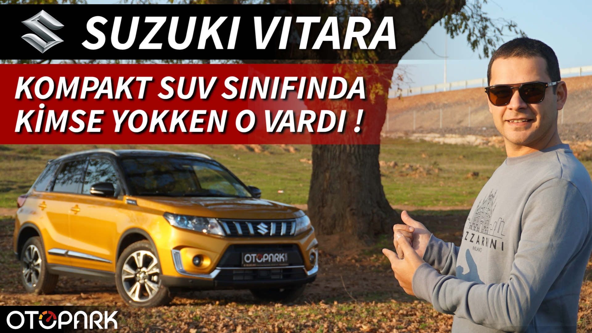 Photo of Makyajlı Suzuki Vitara 1.4 GLX 4×4 | TEST