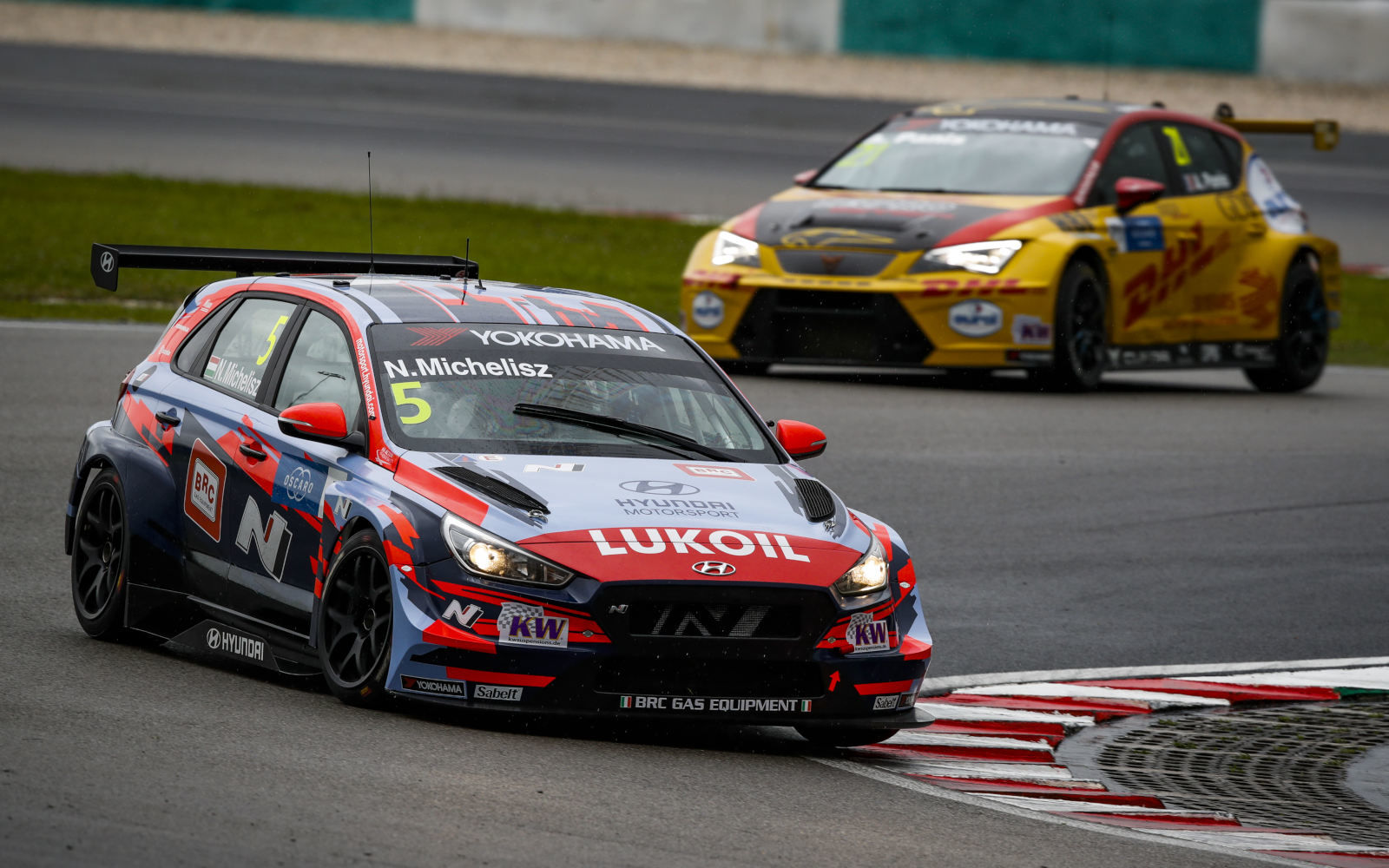 Photo of WTCR 2019 sona erdi; Hyundai i30 N TCR zirvede!