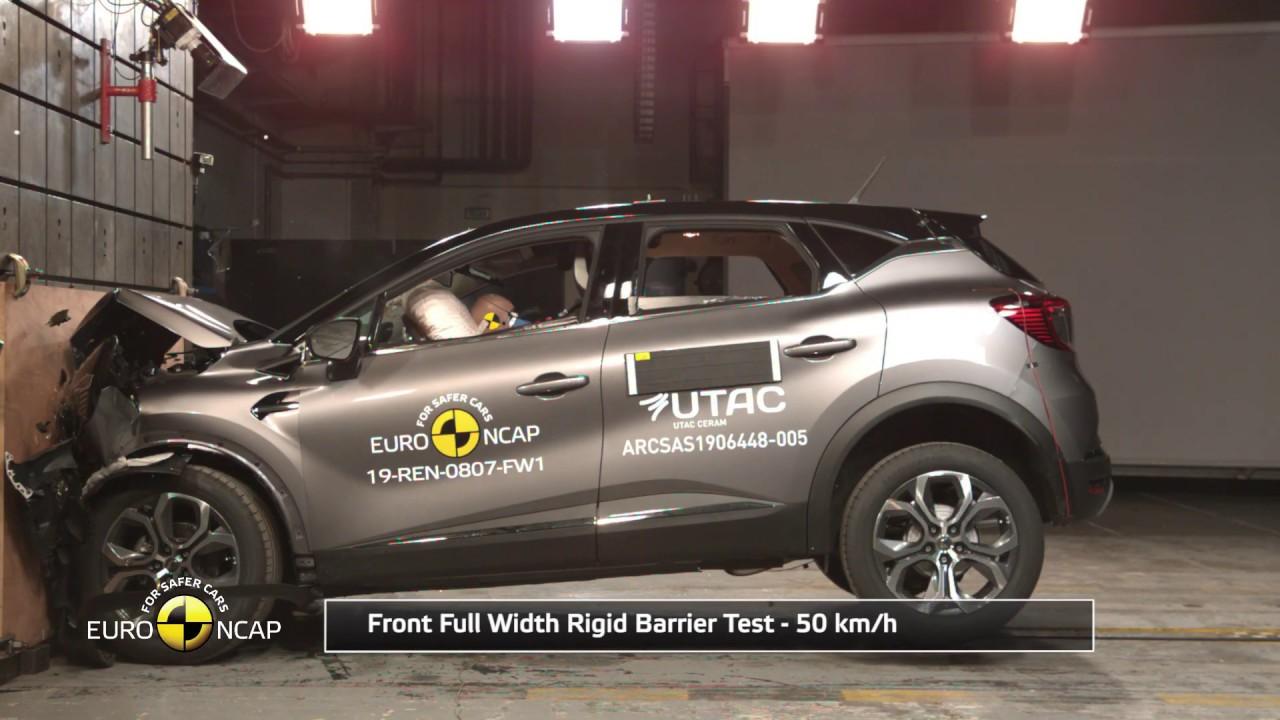 Photo of Yeni Renault Captur için Euro NCAP sonuçları açıklandı