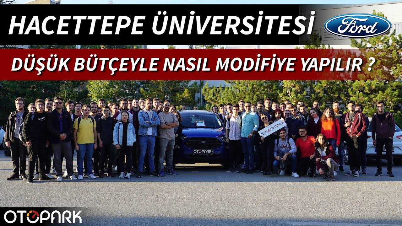 Photo of Düşük bütçeyle nasıl modifiye yapılır? | Hacettepe Üniversitesi Söyleşisi