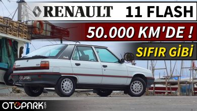 Photo of Renault 11 Flash | 50.000km'de ! Müzelik