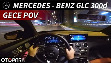 Photo of 2020 Mercedes GLC 300 d 4MATIC Coupé | POV Gece Sürüşü – Otopark.com