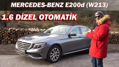 Photo of Mercedes E 200 d | 1.6 Dizel yeterli mi? | Sürüş izlenimi