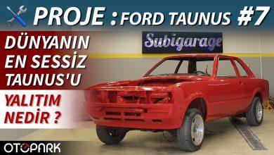 Photo of Proje: Ford Taunus | Bölüm #7 | Dünyanın En Sessiz Taunus'u!