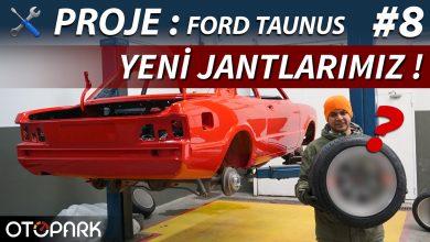 Photo of Proje: Ford Taunus | Bölüm #8 | Yeni Jantlar!