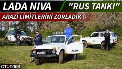 Photo of Lada Niva 4×4 1.7i | Rus Tankı | Otopark | Test