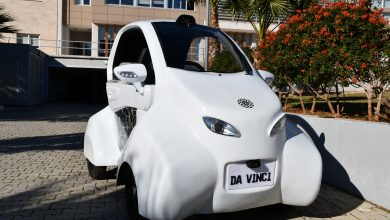 Photo of Tasarımı ve üretimi yerli elektrikli araç Da Vinci tanıtıldı