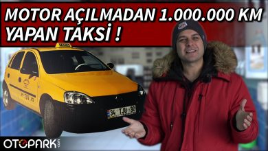 Photo of Motor açılmadan 1.000.000 km yapan taksi ! | Mobil 1 Center Esenler