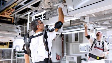 Photo of Audi cephesinin robotik kıyafeti Skelex 360 Türkiye'de!