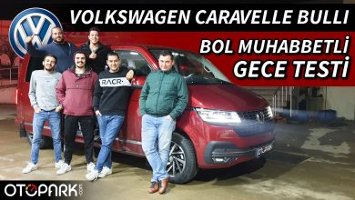 Photo of VW CARAVELLE BULLI | GECE TESTİ | OTOPARK