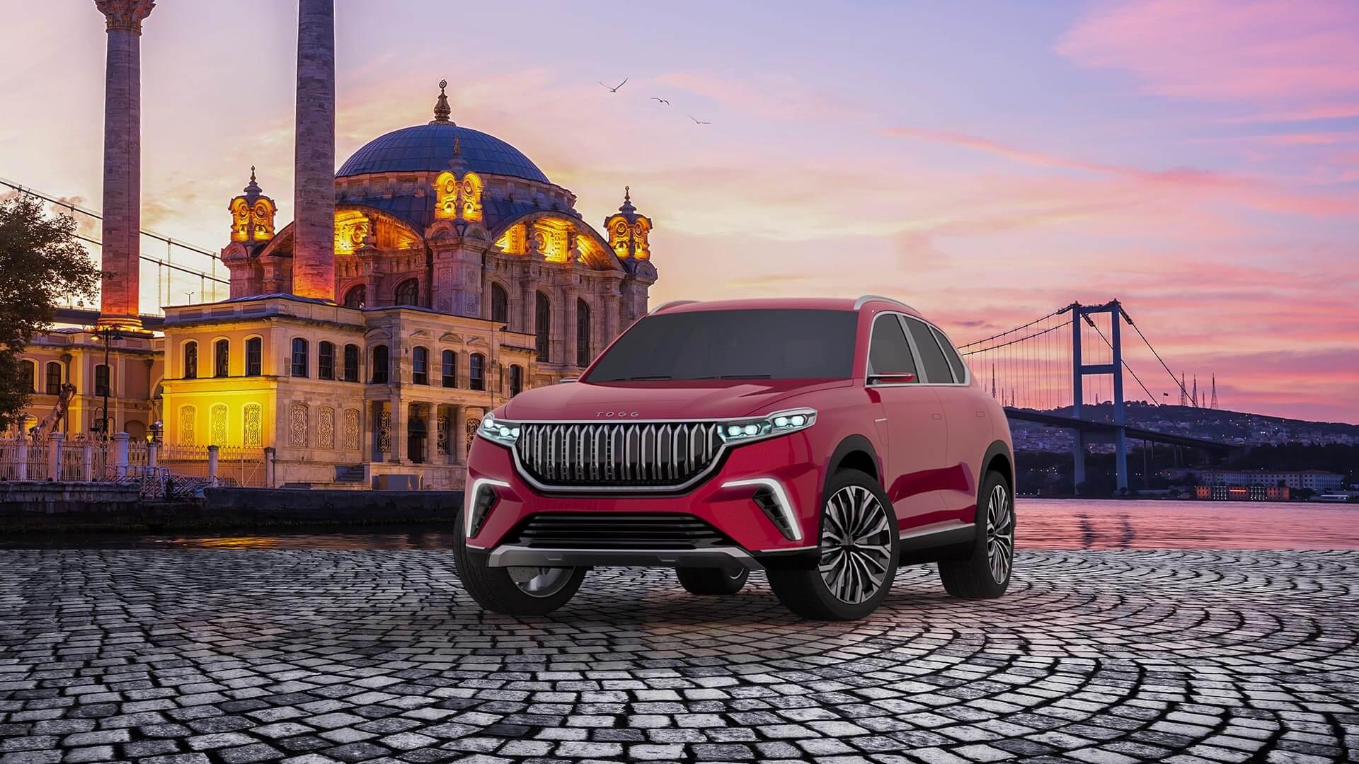 Yerli otomobil için Çin'den güzel haber geldi - OTOPARK.COM