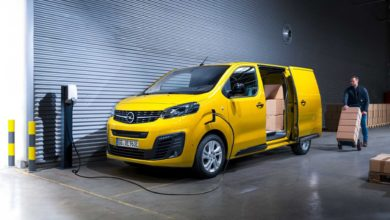 Photo of Opel'in elektrikli ticarisi Vivaro-e tanıttı