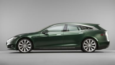 Photo of Tesla Model S Shooting Brake ile tanışın