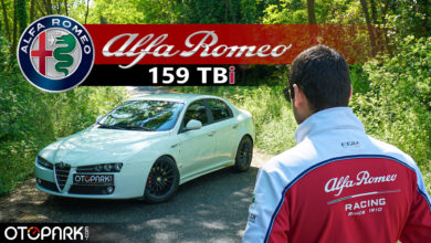 Photo of Alfa Romeo 159 TBİ | TEST | Otopark.com
