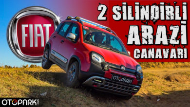 Photo of Fiat PANDA 4X4 Cross | 2 Silindirli Arazi Canavarı | TEST